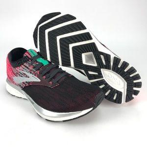 Brooks Women's Ricochet Pink Black Running Shoes